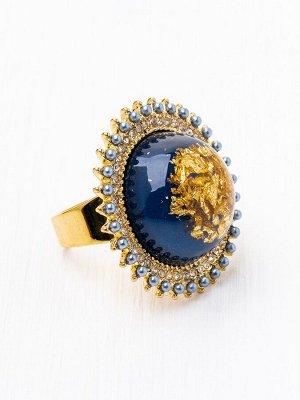 60031100 Кольцо Roman de la Rose -Бижутерия Selena