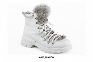 Ботинки МЕХ Форма 21G Большемерят на ПОЛ РАЗМЕРА (комфорт) Высота каблука 4,5 см