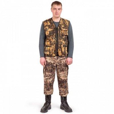 Самая Мужская Закупка- для охоты и рыбалки — Жилеты, футболки летние — Униформа и спецодежда