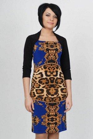 Платье Красивое платье с эффектом болеро. Рукав 3/4. Длинна 92 см. Рост модели 164 см. на ней платье 42-44 размера.. Состав вискоза 50% полиэстер 50%. Материал Трикотаж. Тип Повседневная, Офисная, Пр