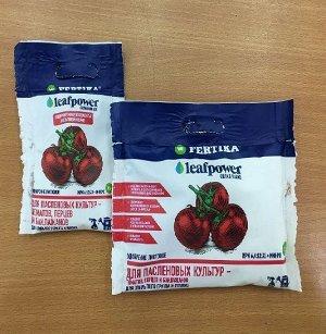 УД Фертика Leaf Power томат перец баклажан 15гр водорастворимое 1/100