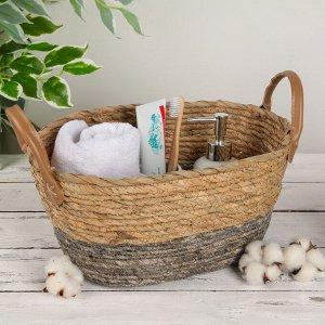 Корзина для хранения плетёная Доляна «Свит», 33?21?16 см