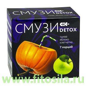 """СМУЗИ СК """"DETOX"""" тыква, яблоко, 7 пакетиков х 12 г ."""