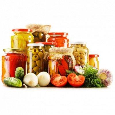 Грандиозная продуктовая закупка! Соусы, масло, макароны № 34 — Консервированные овощи — Овощные и грибные