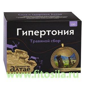 """Травяной сбор """"Гипертония"""" , 100 г, ТМ """"Фарм-продукт"""""""