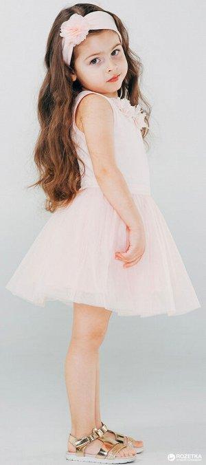 Сарафан для девочек розовый