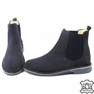 Обувь made in Spain. Удобная и практичная — Челси — Осенние