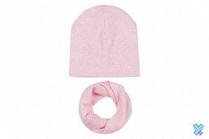 855 Комплект детский:шапка, снуд (кашкорсе,  )