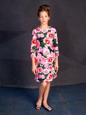 """Платье """"Шарм"""",розовый"""