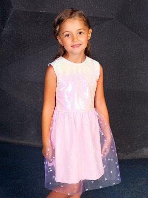 """Платье """"Лина"""",розовый"""