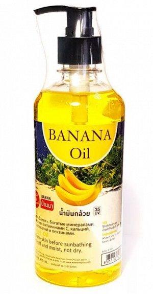 Масло для массажа BANNA Банан