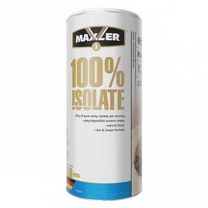 Протеин MAXLER 100% Isolate - 450 гр (банка)