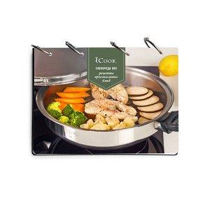 Книга рецептов для ВОК Кухонная посуда iCook™