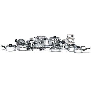 ICook™ Набор посуды «Престиж», 27 предметов