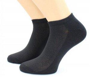 Basic С1 Носки мужские укороченные, сетка