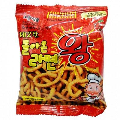Только Корея, лапша, соусы, снеки. НОВИНКИ и СКИДКИ! — Хворост — Продукты питания
