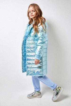 Куртка детская для девочек Schubert цветной