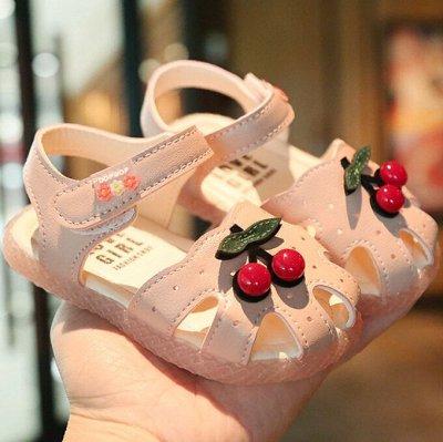 Джинсовый Деним! Акция! — Обувочка для малышей (до 25 размера) — Тапочки