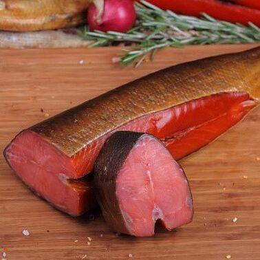 Вкусная Рыбка Эко-копчения,семужка,зубатка. Быстрая доставка — Копченная рыбка (кета, камбала и др) — Рыба и морепродукты