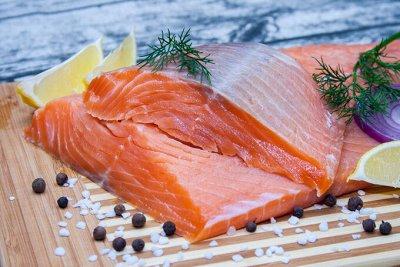 Вкусная Рыбка,морские деликатесы и другие вкусности-6 — Рыбка семужнего посола,малосолка — Соленые и копченые