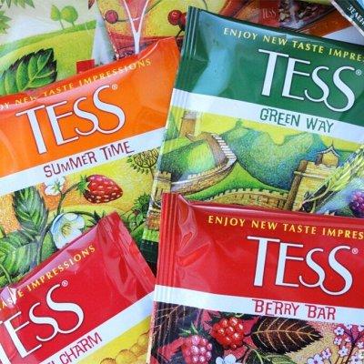 Мир вкуса и аромата с ТМ Greenfield 🍵TESS, BLENDY☕LavAzza — Чай Тесс — Чай