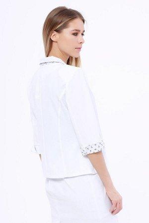 #95721 Жакет (VISERDI) Белый