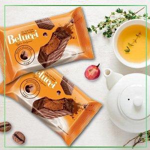 """Конфеты """"Белуччи"""" с шоколадным вкусом 1,2 кг (коробка)"""