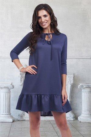 Платье марика (грей)