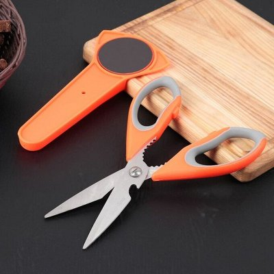Фикс Прайс на Хозы и Посуду, Товары от 9 руб.  — Кухонные ножницы — Ножи и разделочные доски