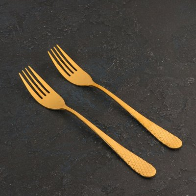 Красивая Посуда.Сервировка,Блюда,Тарелки.  — Вилки — Столовые приборы