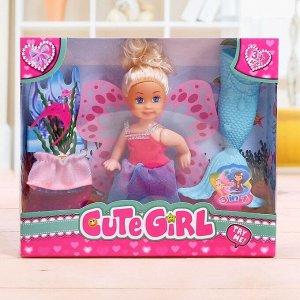 Кукла-малышка «Сказочная» 3 в1, с аксессуарами