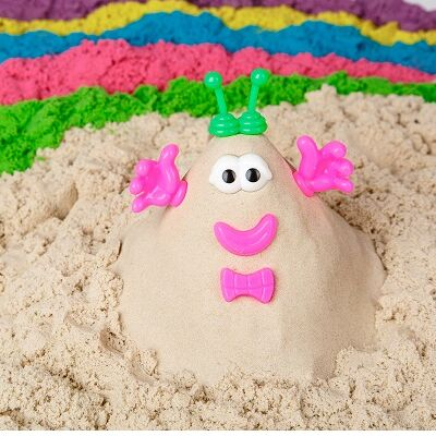 Осенний ценопад до 60%! Детский микс: одежда, игрушки, книги — Аксессуары для игры в кинетический песок — Развивающие игрушки