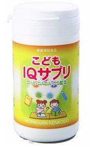 Детские витамины IQ для повышения интеллекта MORIKAWA KENKODO 90 таблеток