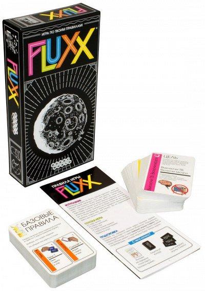 Игромания! Более 2200 настольных игр   — Fluxx —  Настольные и карточные игры