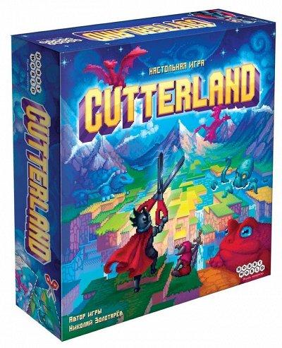 Игромания! Играем в старые игры по новому. — Cutterland. Грибница —  Настольные и карточные игры