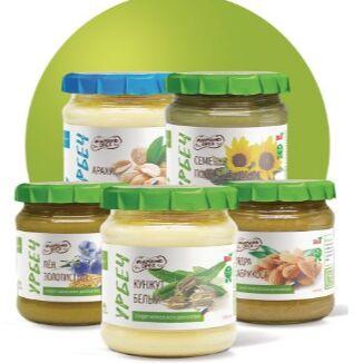 FUN&FOOD - вкусные ПП продукты - будьте здоровы!🌻🌾5 — Урбеч из ореха — Орехи