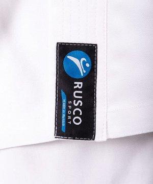 Кимоно для карате Rusco для начинающих, белый, р.0/130 1/36