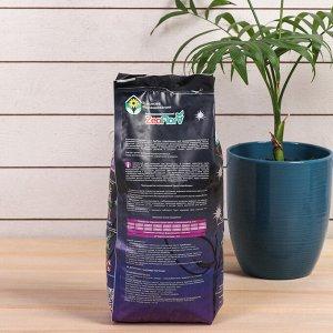 Субстрат минеральный цеолит, 2.5 л, влагосберегающий для растений с недостатком света ZEOFLORA