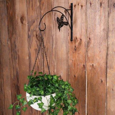 🌷 Кашпо, горшки, грунт - всё для домашних цветов и сада 🌷 — Подвесные и настенные подставки — Кашпо и горшки