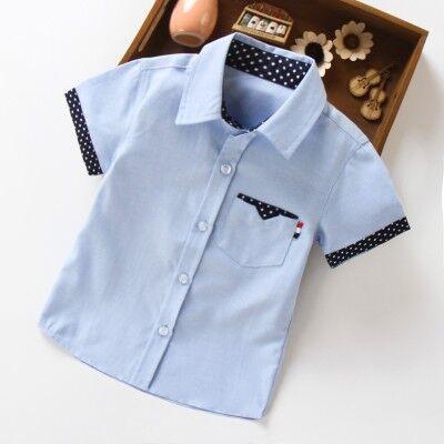 Соберём ребенка в школу и садик! Одежда, ранцы, канцтовары!  — Рубашки для мальчиков — Рубашки