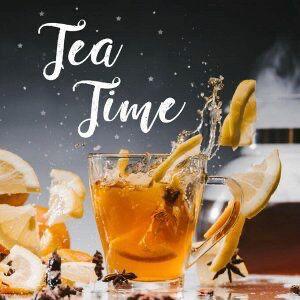 «Рич Кофе» Кофе и чай растворимый. Разный и необычный! — Новинка! Чай КАРКАДЭ с малиной, с бергамотом, с молоком!  — Чай