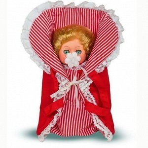 Юлька 4 Мин. кол-во: 1 Высота куклы: 21 см, Упаковка: картонная коробка, Состав: пластмасса, винил, текстиль, Страна происхождения: Россия, Юлька Весна 4 - это очаровательная малышка с выразительными