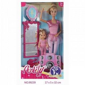 Кукла 99239 Anlily Школа танцев с аксесс. в кор.
