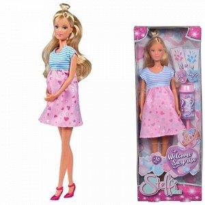 Штеффи Кукла в ожидании малыша 29 см 5733388