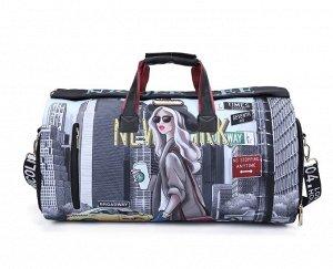 Спортивная сумка Nicole Lee Gym Bag