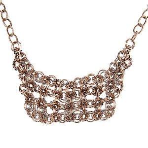 10091391 Колье Street Fashion - Бижутерия Selena
