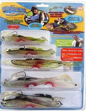 Набор рыболовных приманок Майти Байт (Mighty Bite)