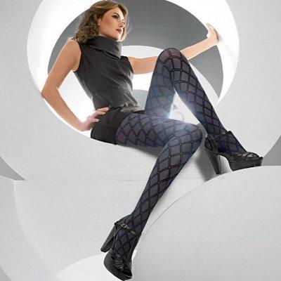 Любимые колготочки Levante★Elledue★Mirey * Держим -62%! — Акция Фантазийные рисунки * Levante/Mirey (Италия) — Колготки, носки и чулки