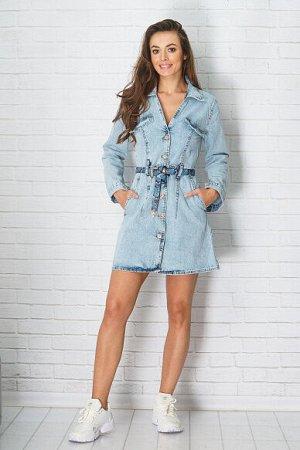 Платье джинсовое! Классное!