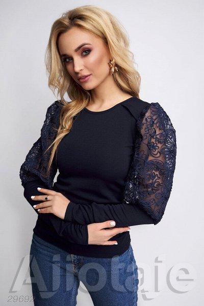 AJIOTAJE-женская одежда 30. До 62 размера — Кофточки, рубашки — Рубашки и блузы